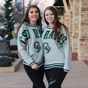 VS PINK Collegiate Sweatshirt - CSU
